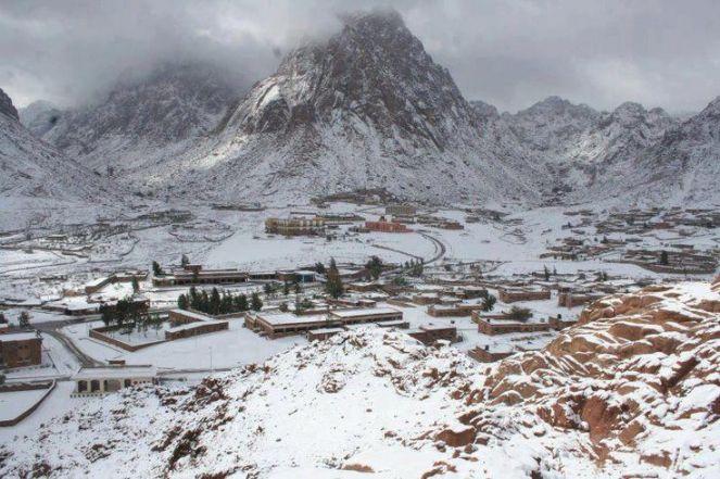 Psalm 3 Mt Sinai