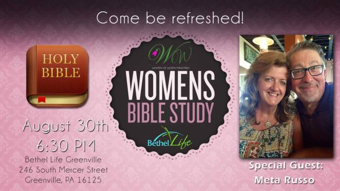 Bible Study Promo